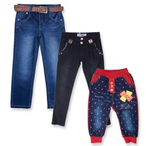 Разновидности детских брюк от магазина ЮНИОР