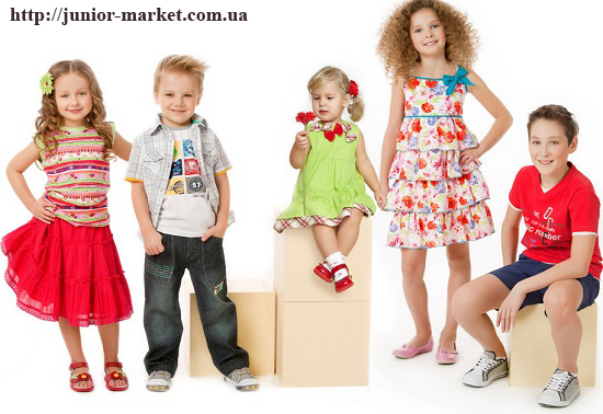 Якісний дитячий одяг від виробника