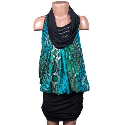 плаття змія