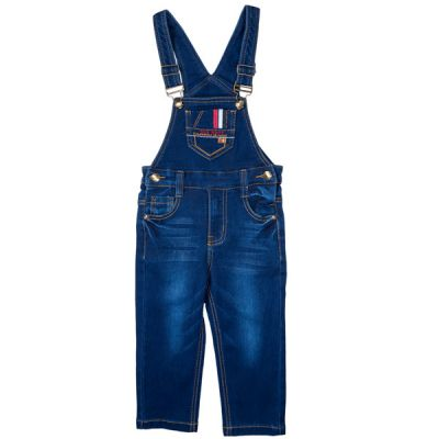 Комбінезон джинсовий