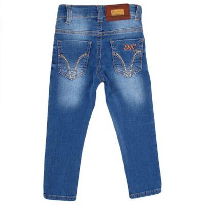 Брюки джинсові