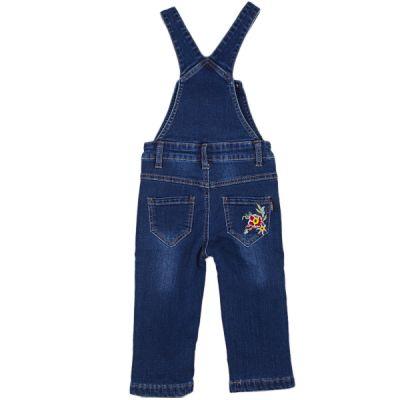 Комбінезон джинсовий фліз