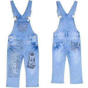 Комбінізон джинсовий