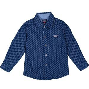 Рубашка хлопчик Armani р92-122