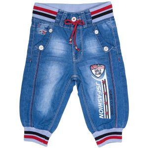 Бріджі джинсові