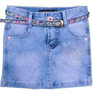 Юбка джинсова