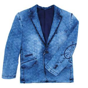 Піджак джинсовий р8-11