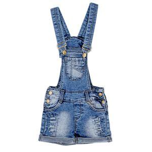 Комбінезон-шорти джинс